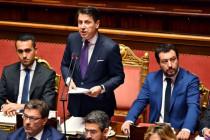 Salvini kritisiert mangelnde Unterstützung durch Conte