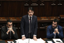 """Die ersten 100 Tage des italienischen """"Schreckgespenstes"""""""