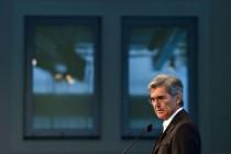 Siemens-Chef Kaeser: Nach unten treten, nach oben buckeln
