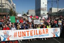 SPD, Linke, Grüne, Linksextremisten und Islamisten – alle für Toleranz?!