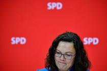 SPD im Niedergang