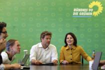 Kopf-an-Kopf-Rennen der Grünen gegen die Schwarzen?