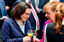 Hessen wird zum Endspiel – für Merkel und für Nahles