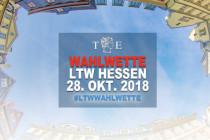 Auf geht's zur Wahlwette: Wie geht die Landtagswahl Hessen aus?