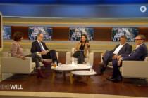 Live bei Anne Will: Die Sigmar-Gabriel-Combexit-Show