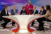 """Laschet bei Illner: Im Himmel ist Jahrmarkt und """"Merkel ist nicht links"""". Punkt."""