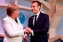Endspiel: Anglo-Italienische Rebellion gegen Deutsch-Französische EU