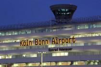Antiterror-Übung Flughafen Köln/Bonn