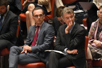 Deutschland mit der UN gegen Israel: Das Amt ist Heiko Maas viel zu groß
