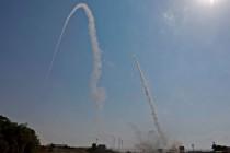 400 Raketen aus Gaza in 36 Stunden