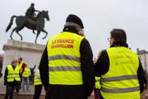 Macron wegen Gelbwesten nicht nach Marrakesch