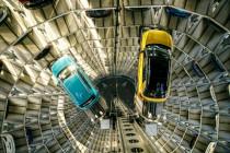 Schwache Autoindustrie belastet deutsche Konjunktur