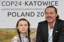 Kinder an die Front – Instrumentalisierung auf der Klimakonferenz