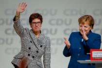 Merkel geht in die Verlängerung: Ihre Kandidatin ist CDU-Vorsitzende