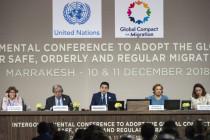 UN-Migrationspakt: Kritiker im öffentlich-rechtlichen Visier