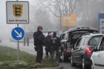 Straßburger Anschlag, Grenzkontrollen und EuGH