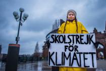 Tausende wollen sein wie die mediale Ikone Greta Thunberg (15)