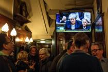 Mays Deal: Eine historische Niederlage
