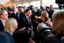Schweden: Stefan Löfven zum Ministerpräsidenten gewählt