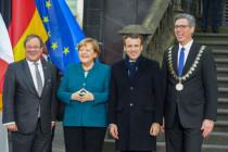 Die Neuauflage des Eysée-Vertrages: Nach 56 Jahren – Angstschweiß zusammen