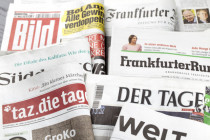 Corona-Update zum 9. April: Nun leiden auch die Medien