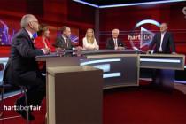 Bei Hart aber fair: Britanniens Weggang und Merkels Beitrag