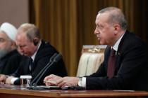 Syrien: Es wird einsam um Erdogan