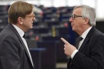 EU-Parlament: Wenn die Nerven blank liegen