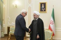 """Steinmeier gratuliert Iran """"auch im Namen meiner Landsleute"""""""