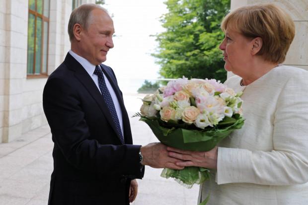 Nord Stream 2, EU, Merkel und Putin