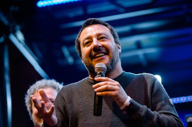 """Matteo Salvini: """"7:0 für die Regierung – und jetzt erobern wir Europa"""""""