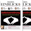 Tichys Einblick 04-2019: Selbstzerstörung