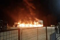 Feuer und Flamme beim Elektroauto