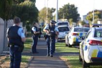 Brutaler Terror in Neuseeland mit vielen Toten