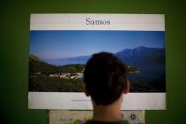 Zuwanderungsroutine: Heute aus dem Urlaubsparadies Insel Samos