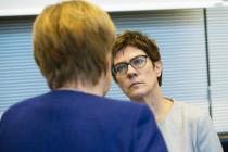 Wird Annegret Kramp-Karrenbauer eine Ursula von der Leyen 2.0?