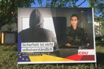 EU-Wahlkampf der CDU: Geht's noch frecher, dreister und unverschämter?
