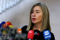 EU-Außenbeauftragte Mogherini für ein Offenhalten der Zuwanderung über das Mittelmeer