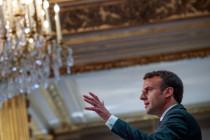 Notre-Dame de Paris: Macron fordert zu nationaler Einheit auf