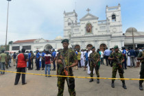 Sri Lanka: Bombenexplosionen in Kirchen und Hotels mit vielen Opfern