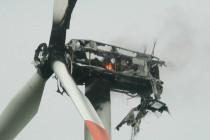 Rotoren sind die Schwachstellen der Windkraftanlagen