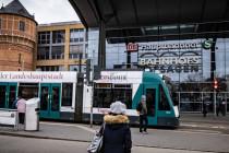 Potsdamer Hauptbahnhof ein Kriminalitätsbrennpunkt