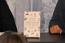 """""""De deutsch sprache ist e engeheuer"""" – Neudeutsch für alle"""