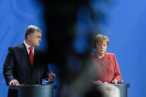 Ukraine: Merkels Wunschkandidat verliert dramatisch