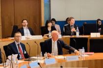 Zensur-Gesetz: Steinhöfel in der Anhörung  des Bundestages zum NetzDG
