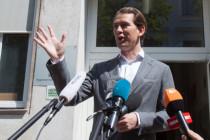 EU-Wahl: Sieger Sebastian Kurz