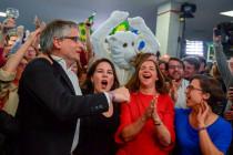 EU-Wahl: Grüner Sieg im Wettstreit der Apokalypsen