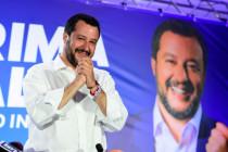 EU-Wahl Italien: Salvini triumphiert