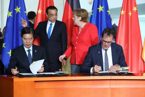 deutsche entwicklungshilfe für china