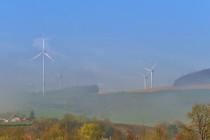 Proteste gegen Windräder